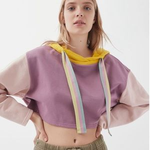 Out From Under Dalia Cropped Hoodie